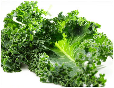 alkaline vegetables